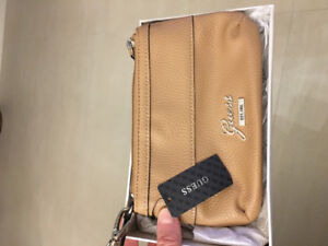 Guess purse brand new tag and box