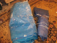 3 tarps - one very large  $20 OBO