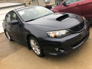 2008 Subaru Wrx Premium
