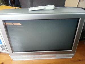 "26"" Widescreen CRT TV"
