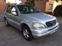 Mercedes ml270 CDI **P/X WELCOME**