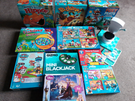 Games and puzzle bundle