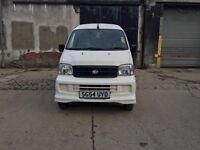 2004 Daihatsu EXTOL White Crew Cab Van 1.3L BARGAIN!!