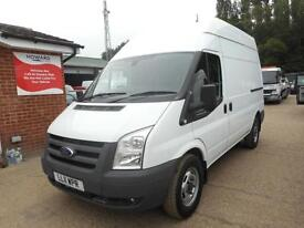 2011 FORD TRANSIT T350 MWB HIGH ROOF AIR CONDITIONING PANEL VAN DIESEL