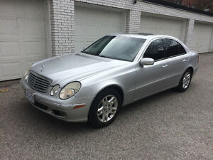 2005 Mercedes-Benz E-Class E 320 cdi Sedan