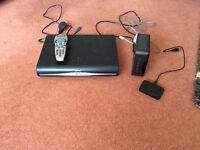 Sky HD Box Remote control and Wi-fi