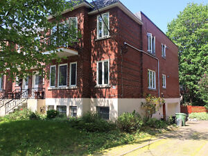 1 Bed/1 Bath - Bachelor apartment for rent in Ndg (Utilities inc
