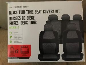 New Never Been Used  Fits a Pickup Truck Black & Charcoal G