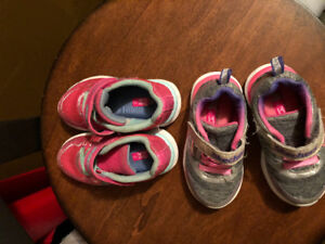 Shoes skechers for baby girl