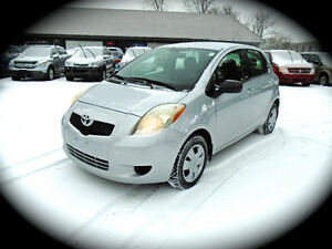2007 Toyota Yaris Hatchback, AUTOMATIC, AC & POWER GROUP!!!
