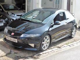 Honda Civic I-VTEC Type-R GT 3dr PETROL MANUAL 2008/08