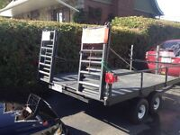 Trailer to sell fast , lowed price, need sell!