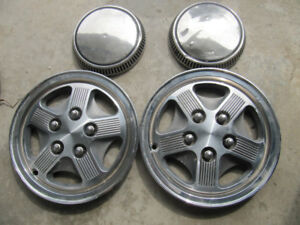 Dated Hubcaps