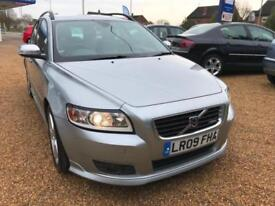 2009 Volvo V50 2.0D Powershift R-Design Sport Automatic Full Service from volvo