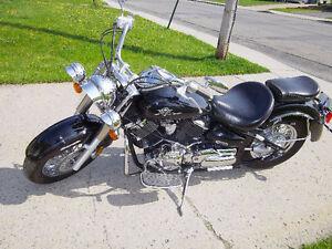 yamaha v-star classic 1100cc