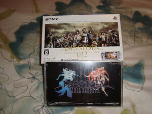 PSP FINAL FANTASY DISSIDIA 012 LIMITED EDITION JAPAN BRAND NEW