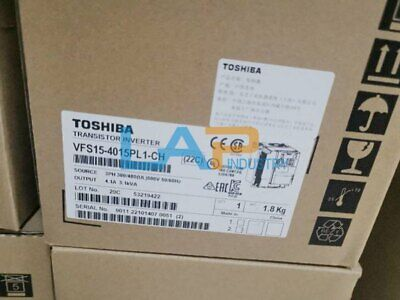 1pcs New For Toshiba Inverter Vfs15-4015pl1-ch 4.1a 3.1kva 3ph 380480ul 500v
