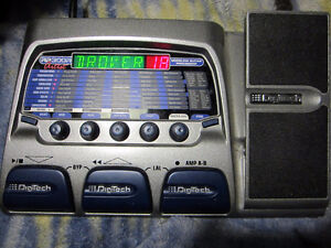 Digitech RP300A Guitar Multieffects Windsor Region Ontario image 4