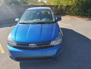 2010 Ford Focus SES CERTIFIED/AC/Heated Seats/Keyless Entry