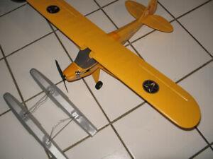 Eflite UMX J3  BL Cub RC plane BNF