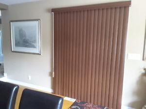 Sliding glass door blinds Windsor Region Ontario image 3