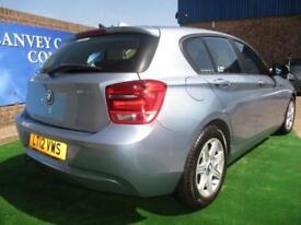 2012 BMW 1 Series 2.0 116d ES Sports Hatch 5dr