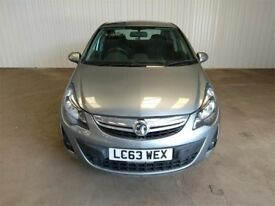 VAUXHALL CORSA ENERGY 2014 AC 1.2 Petrol, 1 PREVIOUS OWNER FULL VAUXHALL SERVICE HISTORY.