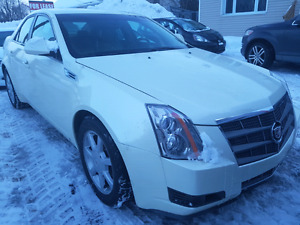 2008 Cadillac CTS 4 Safety and E-test