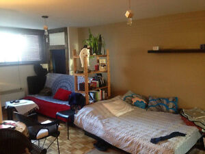Studio all furnished all Included tout meublé tout inclut