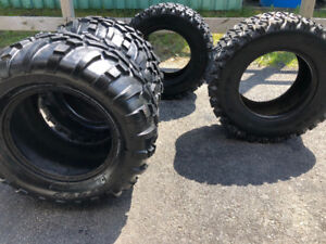 New ATV Tires