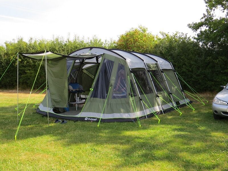 Outwell Montana 6p Tent 2013 In Bishopston Bristol