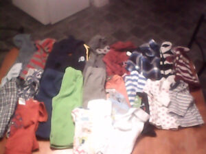 Boys 12-18mth clothing $10