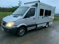 MERCEDES SPRINTER 3.0CDi 518 AUTO MWB, CAMPER,**SORRY, NOW SOLD**