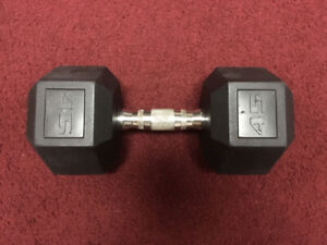 Dumbbells for sale: $30 and $50