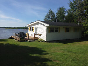 SHEDIAC RIVER COTTAGE FOR SALE - WATERFRONT