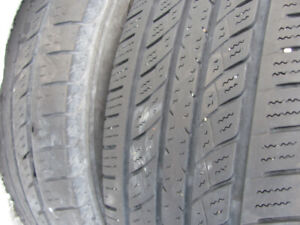 2 p235/60r18 all season $90.00 for both