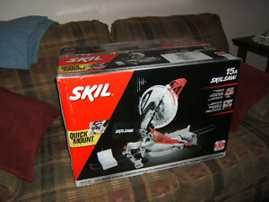 "Skil Compound 10"" Mitre Saw with Laser"