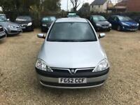 Vauxhall/Opel Corsa 1.2i 16v SXi
