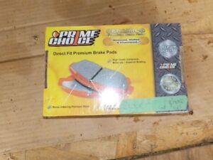 2000 Toyota Camry Front Brake Pads