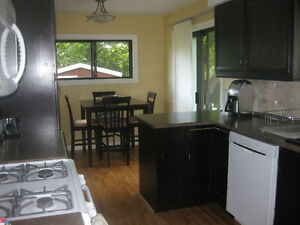 Furnished house near downtown and main campus