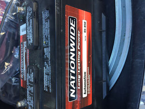 Brand new battery for ford truck or linc