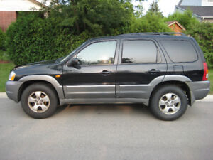 MAZDA TRIBUTE for parts