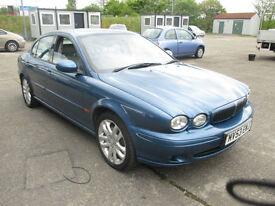 2003 Jaguar X-TYPE 3.0 V6 Sport LONG MOT