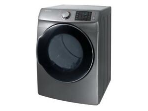 Gas Dryer Canada|Samsung DVG45M5500P 7.4 cu. ft. Gas Dryer (BD-809)
