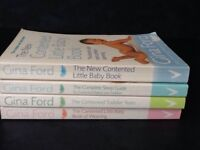 Gina Ford book collection. 4 books