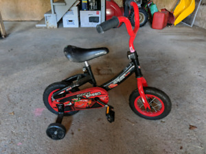 "Kids ""Cars"" Bike"