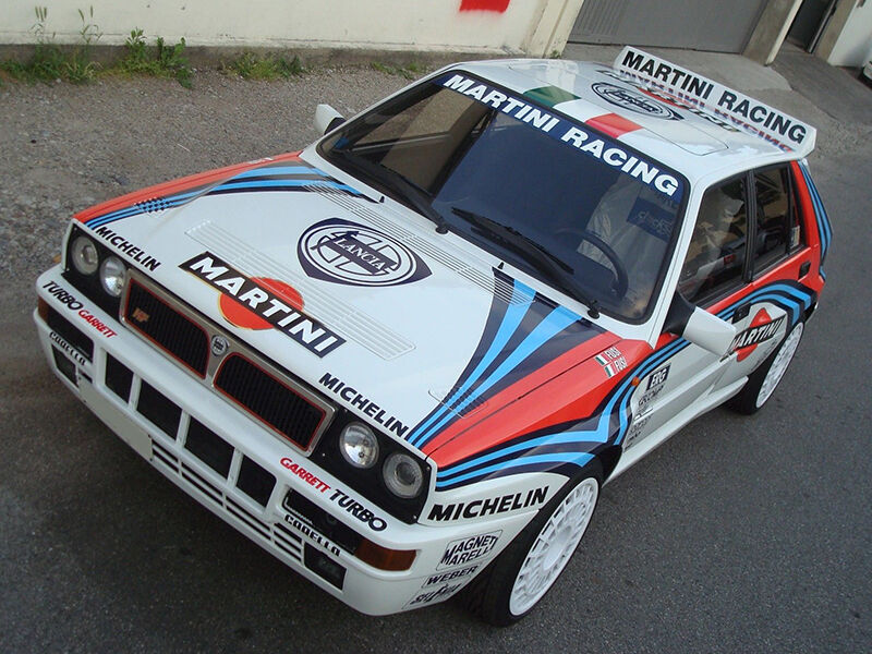 Top 5 Cars of the World Rally Championship | eBay