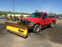 Snow Removal Equipment at Auction