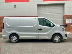 2015 Vauxhall Vivaro 2700 1.6CDTI BiTurbo 140PS ecoFLEX Sportive H1 Van PANEL VA