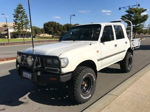 80 Series Toyota Landcruiser Tray Back Yalyalup Busselton Area Preview